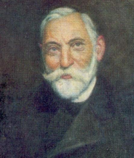 Portrait of Aleksandr Sarajishvili