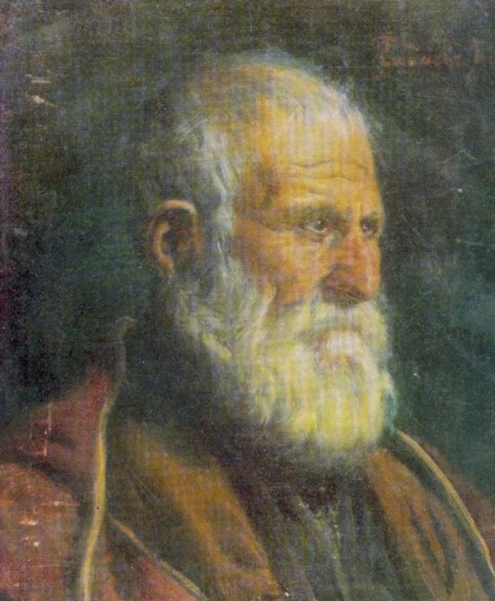 Old Georgian man